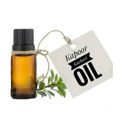 kapoor kachari oil