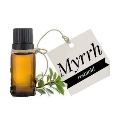 myrrh resinoid